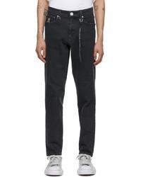 Mastermind Japan Black Water Repellant Jeans
