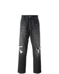 AMI Alexandre Mattiussi Carrot Fit Jeans