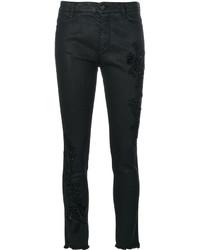 Ermanno Scervino Cropped Jeans