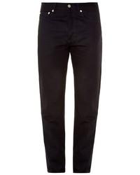 Givenchy Cuban Fit Star Print Slim Leg Jeans