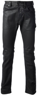 Diesel Waxed Denim Jeans
