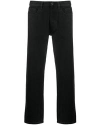 Prada High Waist Tapered Leg Jeans