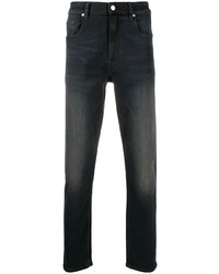 Calvin Klein High Waisted Straight Leg Jeans