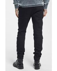 Hudson Jeans Blinder Skinny Fit Moto Jeans