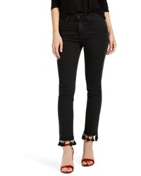 Jacqueline high waist ankle straight leg jeans medium 4984846