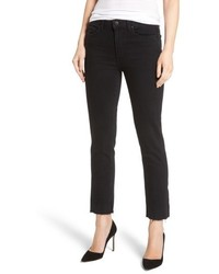 Jacqueline high waist crop straight leg jeans medium 5209118