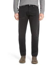 Jean Shop Slim Straight Leg Selvedge Jeans