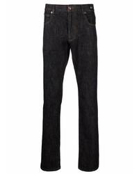 Tagliatore Low Rise Slim Cut Jeans
