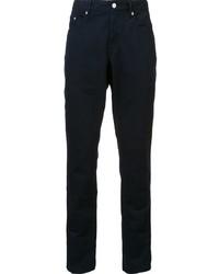MAISON KITSUNÉ Maison Kitsun Straight Leg Jeans