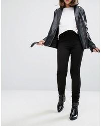 Monki Oki Superduper Black Deluxe Jeans