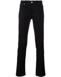 AMI Alexandre Mattiussi Slim Fit 5 Pocket Jeans