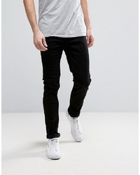 ONLY & SONS Slim Fit Stretch Jeans In Black