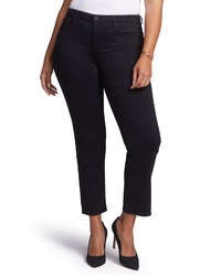 CURVES 360 BY NYDJ Slim Straight Leg Ankle Jeans