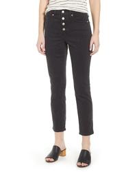 Madewell Slim Straight Leg Jeans