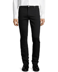 Prada Slim Straight Stretch Denim Jeans