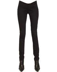 Givenchy Slim Stretch Denim Jeans W Star Inserts
