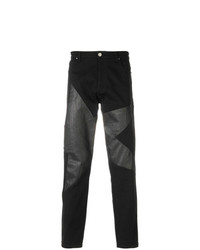 Versace Collection Star Patch Jeans