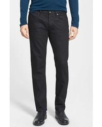 John Varvatos Star Usa Bowery Slim Straight Leg Jeans