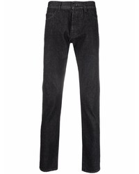 Marcelo Burlon County of Milan Straight Leg Cotton Jeans