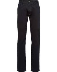 Prada Straight Leg Full Length Jeans