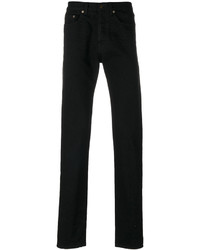 Saint Laurent Straight Leg Jeans