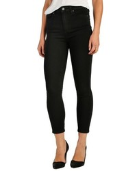 Paige Transcend Margot High Waist Crop Ultra Skinny Jeans