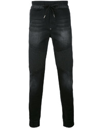 Philipp Plein Washed Slim Fit Jeans