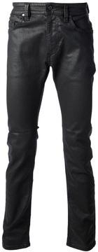 Diesel Waxed Denim Jeans