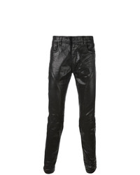 Faith Connexion Waxed Running Jeans