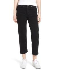 Levi's Wedgie High Waist Straight Jeans