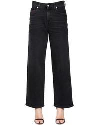 Diesel Widee Stretch Cotton Denim Jeans