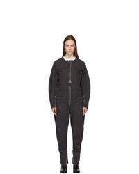 Isabel Marant Etoile Black Leiko Jumpsuit
