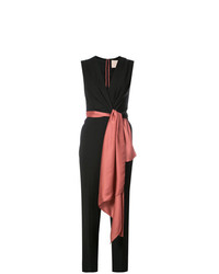 Roksanda Capitol Xx Collection Knot Front Jumpsuit