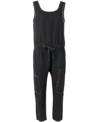 Current/Elliott Cargo Drawstring Jumpsuit
