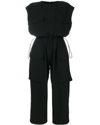 MM6 MAISON MARGIELA Cropped Tailored Jumpsuit