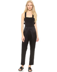 Band Of Outsiders Cross Back Jumpsuit