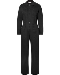 L.F.Markey Danny Cotton Blend Jumpsuit