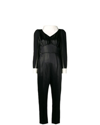 Fendi Handkerchief Collar Jumpsuit