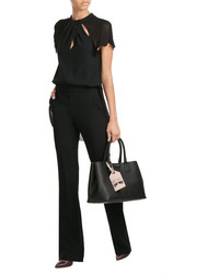 Karl Lagerfeld Jumpsuit With Cut Out Detail