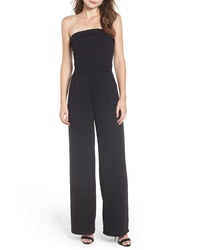 Cupcakes And Cashmere Less Crepe Jumpsuit