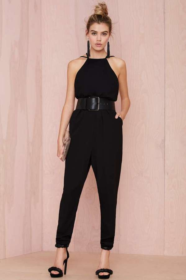 Where To Buy Black Jumpsuit | Fashion Ql