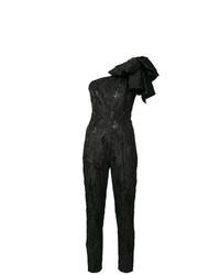 MSGM One Shoulder Jumpsuit