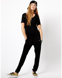 Only Short Sleeve Jumpsuit