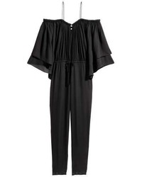 H&M Open Shoulder Jumpsuit