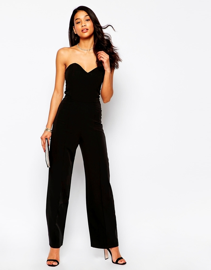 Rare Tailored Bandeau Jumpsuit | Where to buy & how to wear
