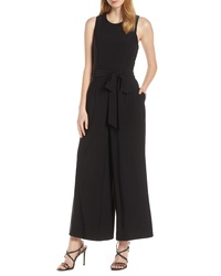 Sam Edelman Sleeveless Wide Leg Jumpsuit