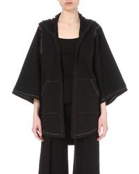 Basic Terrain Kimono Cotton Jersey Hoody