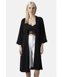 Topshop Crepe Kimono