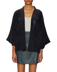Silk Light Kimono Cardigan