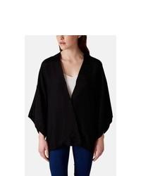 Topshop Woven Kimono Jacket
